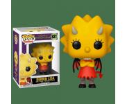 Lisa Demon из мультсериала The Simpsons