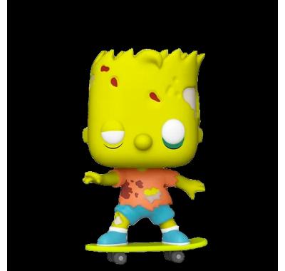 Барт Симпсон зомби (Zombie Bart Simpson) из мультсериала Симпсоны