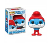 Papa Smurf из мультика Smurfs