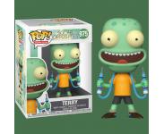 Terry из мультсериал Solar Opposites 975