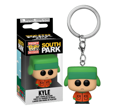 Кайл Брофловски брелок (Kyle keychain) из сериала Южный Парк