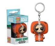 Kenny Zombie Keychain из мультика South Park