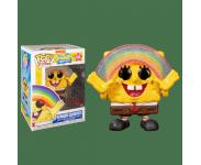 SpongeBob SquarePants with Rainbow Diamond Glitter (Эксклюзив Hot Topic) из мультика SpongeBob SquarePants