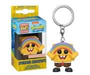 SpongeBob SquarePants with Rainbow keychain (Эксклюзив BoxLunch) из мультика SpongeBob SquarePants