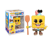 SpongeBob SquarePants in Scout Uniform из мультфильма The SpongeBob Movie: Sponge on the Run