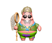 Patrick Star in Scout Uniform (preorder TALLKY) из мультфильма The SpongeBob Movie: Sponge on the Run