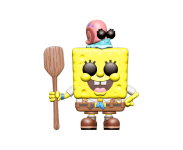 SpongeBob SquarePants in Scout Uniform (Preorder ZSS) из мультфильма The SpongeBob Movie: Sponge on the Run