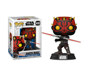 Darth Maul из мультика Star Wars: The Clone Wars