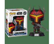 Gar Saxon из мультика Star Wars: The Clone Wars