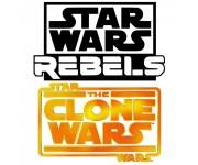 Фигурки Звёздные войны: Повстанцы / Звёздные войны: Войны клонов