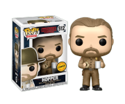 Hopper with no Hat (Chase) из сериала Stranger Things 512