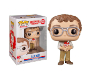 Alexei из сериала Stranger Things