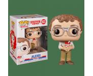 Alexei из сериала Stranger Things