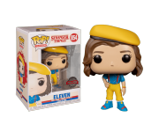 Eleven in Yellow Outfit (PREORDER WALLKY) (Эксклюзив Amazon) из сериала Stranger Things