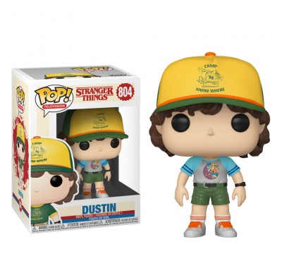 Дастин в футболке (Dustin in Arcade Tee (Эксклюзив Walmart)) из сериала Очень странные дела