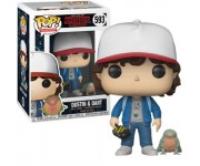 Dustin with Dart (PREORDER ROCK) (Эксклюзив) из сериала Stranger Things Netflix
