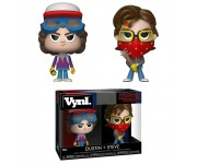 Steve and Dustin Vynl. (PREORDER ZS) из сериала Stranger Things