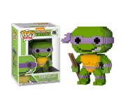 Donatello 8-Bit (preorder TALLKY) из мультика Teenage Mutant Ninja Turtles