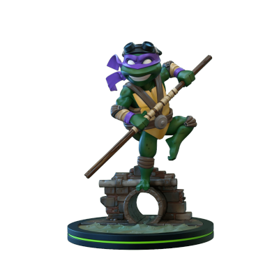 Донателло (Donatello Q-Fig) из мультика Черепашки-ниндзя