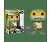 Michelangelo 10-inch (Эксклюзив Walmart) из фильма Teenage Mutant Ninja Turtles II: The Secret of the Ooze 1141
