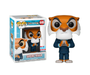 Shere Khan with Hands Together (Эксклюзив NYCC 2018) из мультика TaleSpin