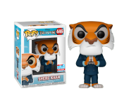 Shere Khan with Hands Together (Эксклюзив NYCC 2018) (preorder WALLKY P) из мультика TaleSpin