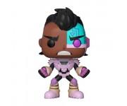 Cyborg из мультика Teen Titans Go! The Night Begins to Shine