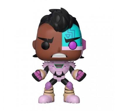 Киборг (Cyborg) из мультика Юные титаны, вперед!
