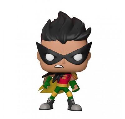 Робин (Robin) из мультика Юные титаны, вперед!