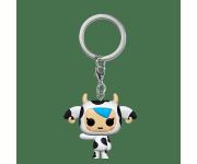 Mozzarella Keychain из серии Tokidoki