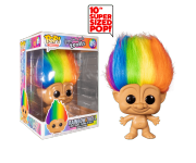 Rainbow Troll 10-inch (PREORDER ZS) из серии Good Luck Trolls