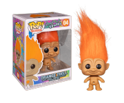 Orange Troll из серии Good Luck Trolls