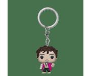 Klaus Hargreeves Keychain из сериала Umbrella Academy