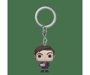 Number Five Keychain из сериала Umbrella Academy