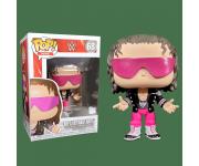 Bret Hart with jacket из тв-шоу WWE