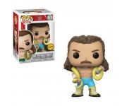 Jake The Snake Roberts Yellow (Chase) из тв-шоу WWE