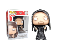 Undertaker hooded из тв-шоу WWE
