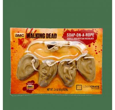Мыло Ожерелье Дэрила из ушей ходячих (Daryl's Walker Ear Necklace) из сериала Ходячие мертвецы
