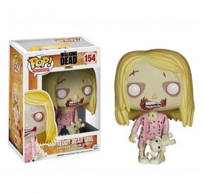 Девочка-зомби с мишкой Тедди (Teddy Bear Girl (Vaulted)) из сериала Ходячие мертвецы
