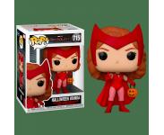Halloween Wanda из сериала WandaVision
