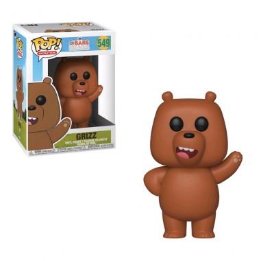 Гризли (Grizzly) из сериала Вся правда о медведях