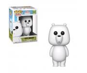 Ice Bear из сериала We Bare Bears