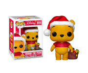 Winnie the Pooh Holiday Diamond Glitter (Эксклюзив Hot Topic) из мультика Winnie the Pooh