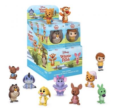 Винни-Пух ЗАКРЫТАЯ коробочка мистери минис (Winnie the Pooh blind box mystery minis) из мультика Винни-Пух