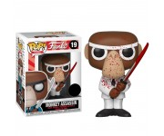 Monkey Assassin Blood Splatter (Эксклюзив Funko Shop) из серии Fantastik Plastik