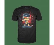 Cyclops First Appearance T-Shirt (Размер M) из комиксов Marvel Comics