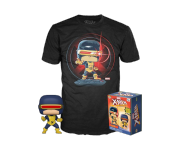 Cyclops First Appearance POP and Tee (Размер L) (PREORDER ZS) из комиксов Marvel Comics