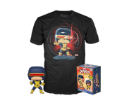 Cyclops First Appearance POP and Tee (Размер M) (PREORDER ZS) из комиксов Marvel Comics