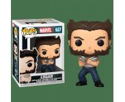 Logan Wolverine with Tank Top 20th Anniversary из фильма X-men (2000)