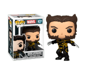 Wolverine in Suit 20th Anniversary из фильма X-Men: The Last Stand